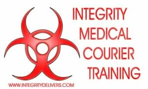 Integrity Medical Courier Training