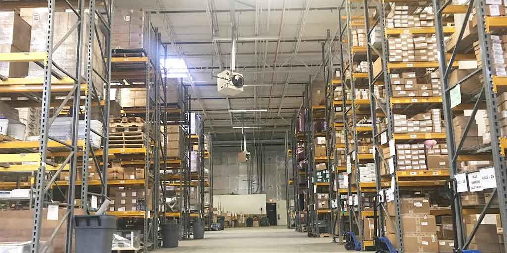 Critical Parts Management in the Excel Logistics warehouse
