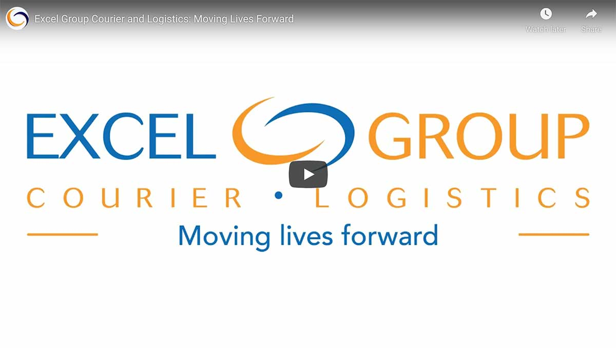 Video about Excel Courier