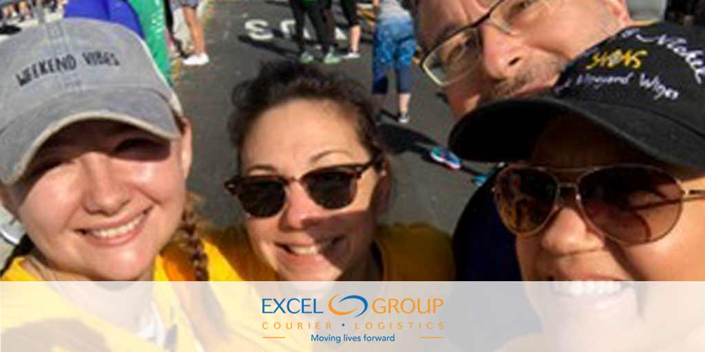 Excel Group Raises $3,000 For Massey Challenge