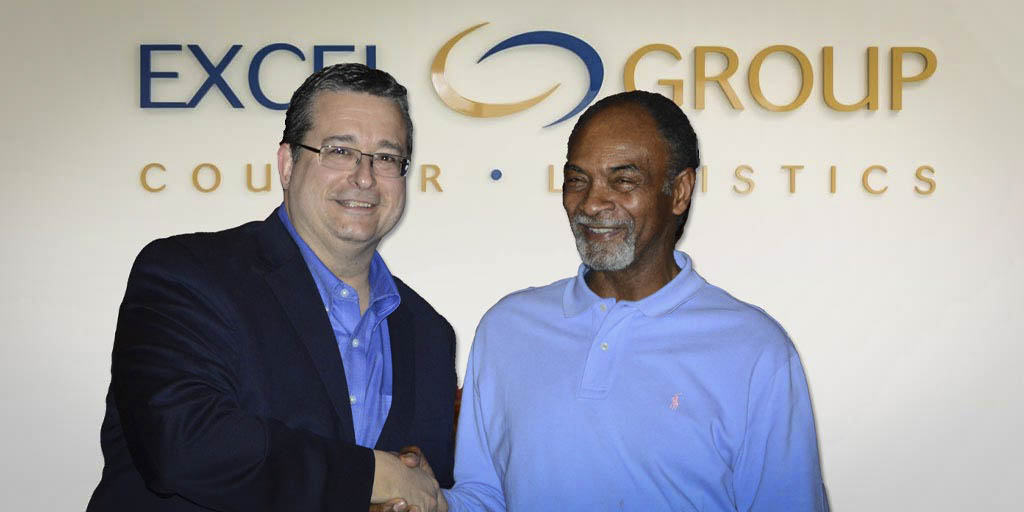 Beau Bowling Celebrates 25 Years With Excel Courier