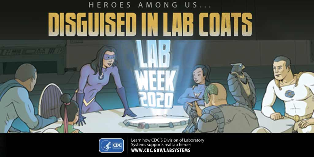 Celebrating Lab Professionals during Medical Laboratory Professionals Week (MLPW)   Excel Group
